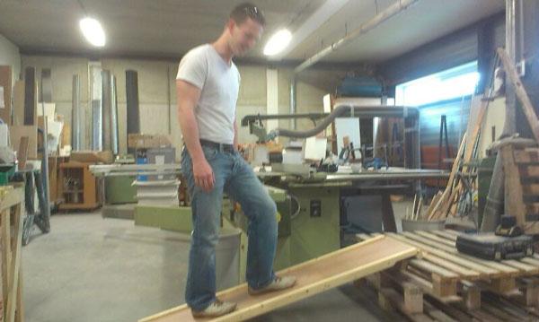 Pibaxa Speelplank Test